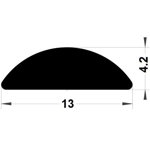 Joint de cuve - 4,20x13 mm