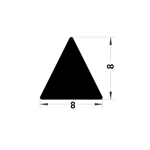 Trapèze - 8x8 mm