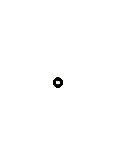 Tube rond 1,6 x 4,8 épaisseur 1,6 mm