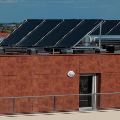 joints et profiles industrie panneaux solaires