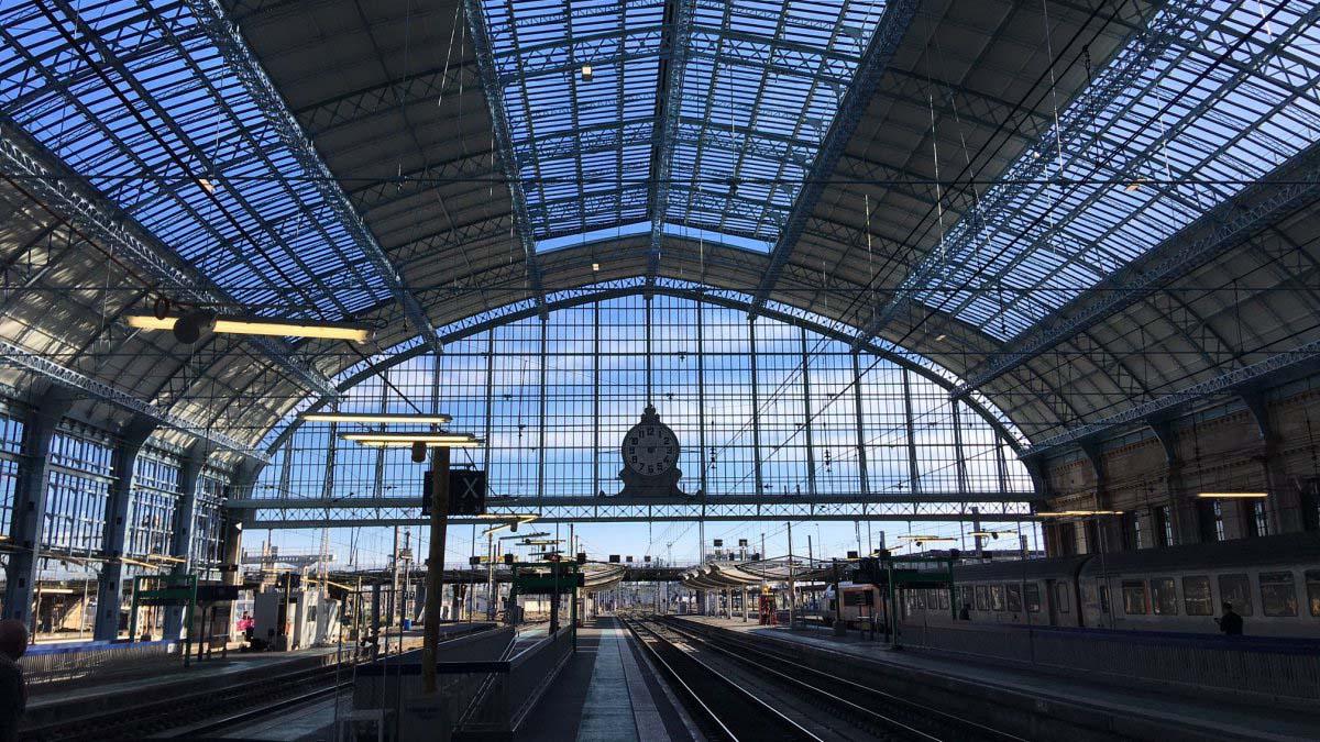 Verrière Bordeaux St Jean